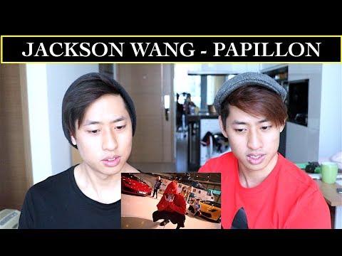 JACKSON WANG - PAPILLON MV REACTION (NZ TWINS REACT)