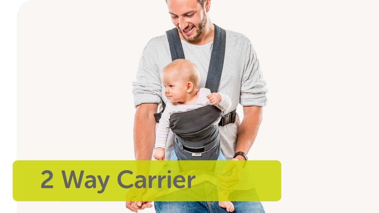 Hauck 2 Way Carrier Youtube