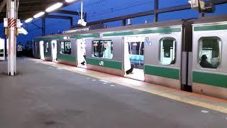 JR埼京線 武蔵浦和駅 3番線 発車メロディー  新たな季節