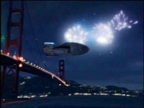Star Trek Voyager - Endgame (Voyager returns to San Francisco)