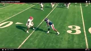 RSP Boiler Room No.2 WR Laquon Treadwell