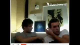 Liam & Andy Twitcam - 19/06/12 - Part 1