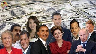 Top 20 Presidentes Mejor Pagados Del Mundo