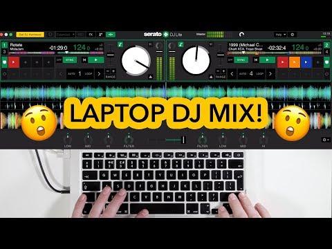 Laptop Only DJ Mix! #SundayDJSkills