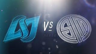 CLG vs. TSM Week 9 Day 2 Highlights (Spring 2018)
