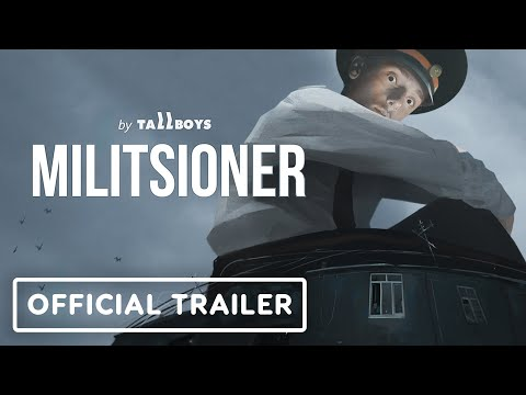 Militsioner: The Coolest Giant Policeman Escape Sim We've Ever Seen