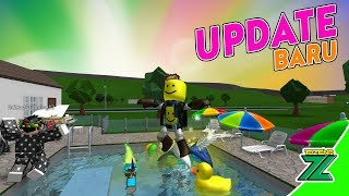 Welcome to Bloxburg [BETA] | IHH! This Cool New Kav Updatean Original Clay!! |  Roblox Indonesia