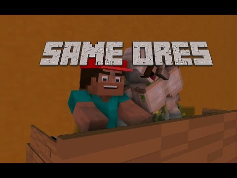 ♪ Same Ores - Minecraft Parody of Same Drugs by Chance The Rapper ♪