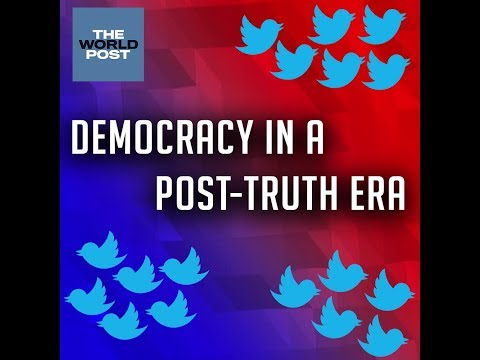 Democracy in a post-truth era