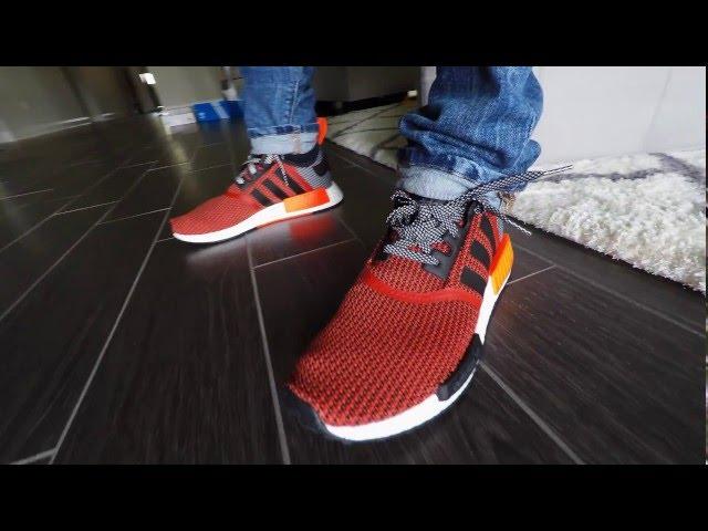 c73fd12260bd4 Adidas Nmd Lush Red On Feet fawdingtonbmw.co.uk