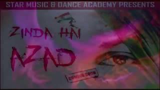 Zinda Hai Azad poster teaser I Patriotic song I Aman Kaushik I Ravinder I