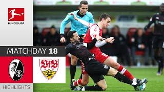 #scfvfb   highlights from matchday 18!► sub now: https://redirect.bundesliga.com/_bwcs watch the bundesliga of sc freiburg vs. vfb stuttgart ...