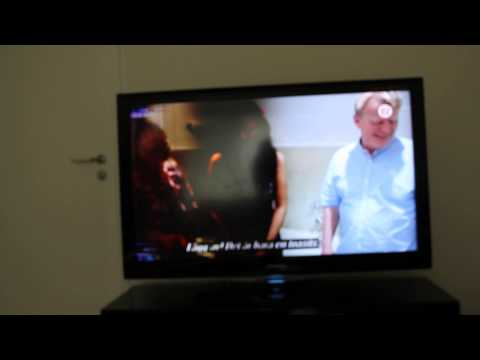 How to fix your LCD TV (half screen)