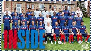 Le making of de la photo officielle de l'Euro 2020, Equipe de France I FFF 2021