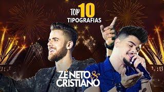 Baixar Top 10 - TipoGráfias - Zé Neto e Cristiano (Otavio Art Designer) #EsqueceOMundoLaFora