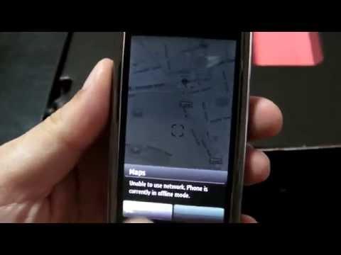 Nokia 5800 Navigation Edition Hands on HD - www.TelefonulTau.eu -
