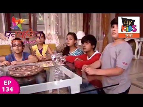 PARVARISH DRAMA EPISODE 134