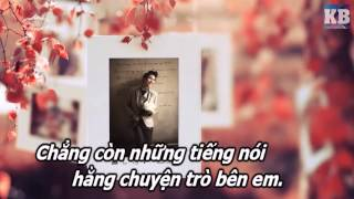 [Karaoke HD] Không Cần Phải Hứa Đâu Em - Phạm Khánh Hưng