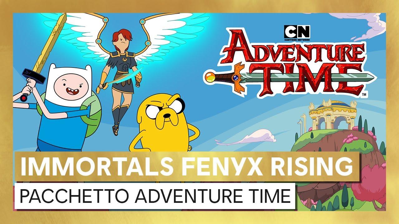 Immortals Fenyx Rising - Pacchetto Personaggio Adventure Time