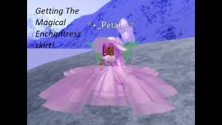 Buying The Magical Enchantress! ~ Royale High ~ Roblox