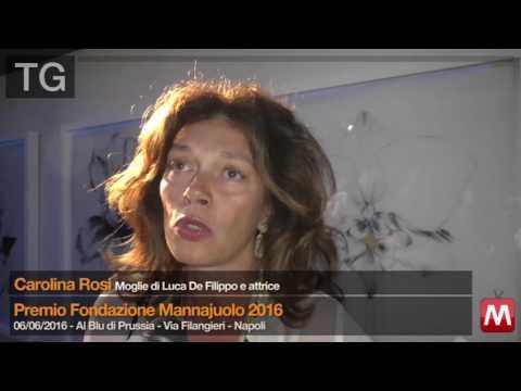 TG 06062016 Carolina Rosi