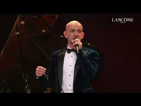 Josef Salvat Performance Lancôme Stars & Dinner Monaco