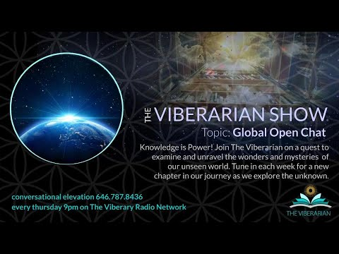 The Viberarian Show: Global Chat March 26, 2020