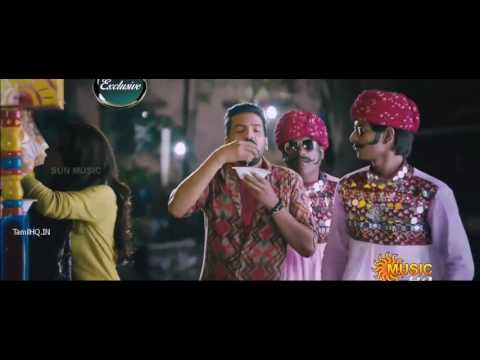 Kaanamal Pona Kadhal   TVRip   Dhilluku Dhuddu 720p HD Video Song