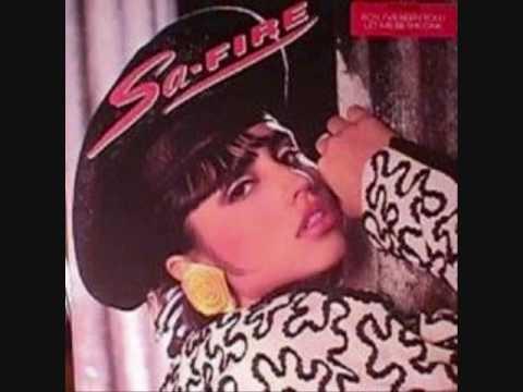 Safire - Love Is On Her Mind [1988]