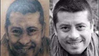 Mujer se tatuó rostro de Leandro Martínez - La Mañana