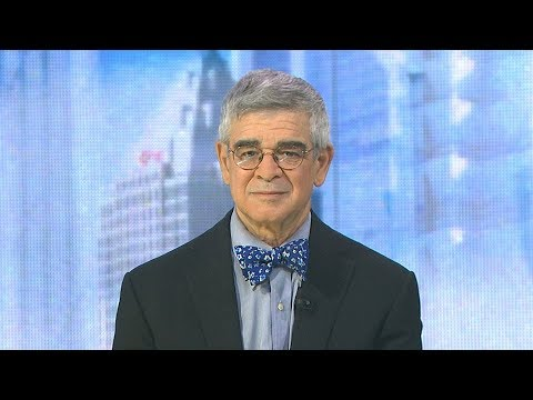 Peter Morici discusses global trade and the economy