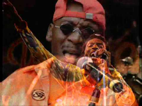 Jimmy Cliff & Steven Seagal--John crown