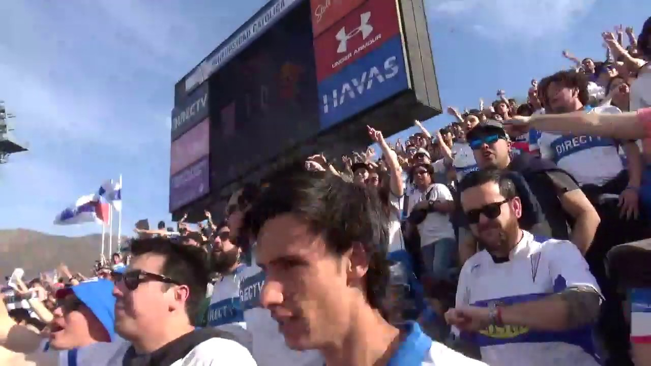 Gol Sacha Saéz / U.Católica vs Cobresal 06/10/19