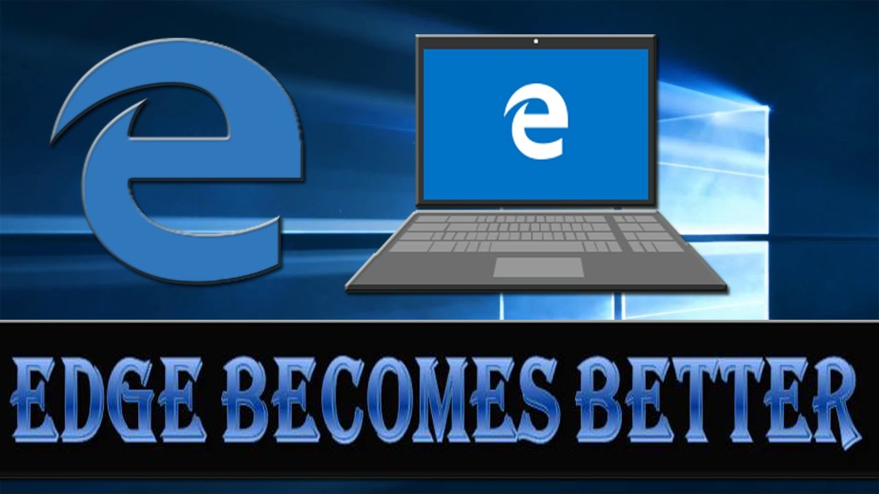 how to get ms edge restored on pc youtube
