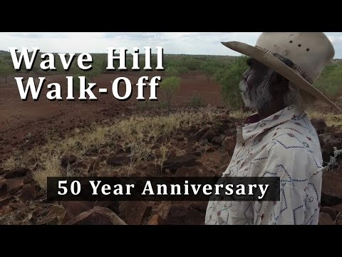 Wave Hill Walk Off - 50 Year Anniversary