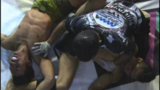 Bloody UGB-MMA Filipino Fight!