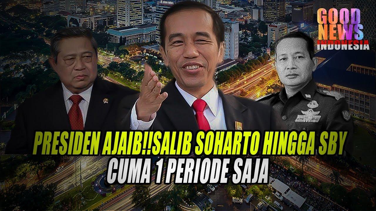 PRESIDEN AJAIB!!DALAM 5 TAHUN,JOKOWI SALIP SOEHARTO HINGGA SBY