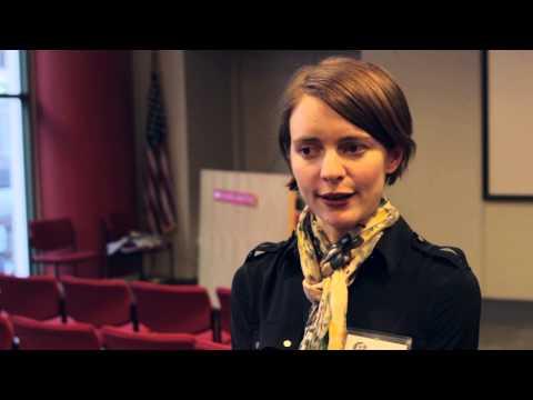 April 2015 CHAPTERS: Emily St. John Mandel Q&A