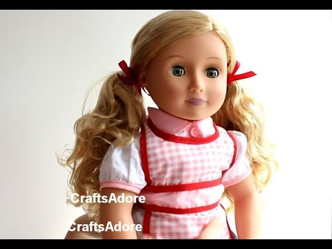 adc2f14db308 Our Generation Doll Review Jenny 'The Baking Girl' from Smyths Toys Target  Battat ~HD~