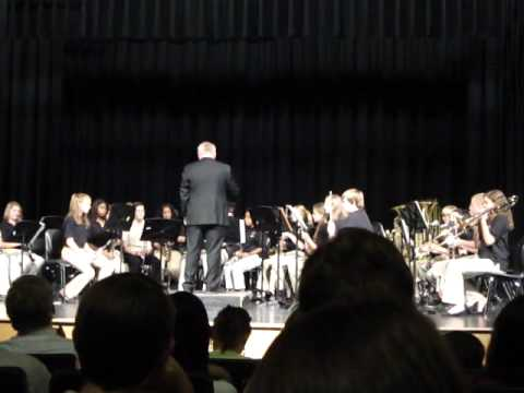 Topsail Middle School 2011 Spring Concert