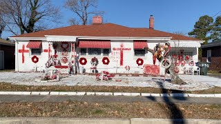 Something Crazy Happened After Seeing This House Full Of Crosses