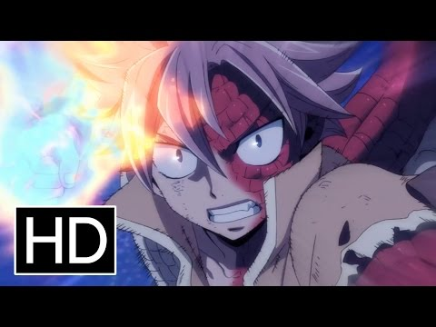 'Fairy Tail: Dragon Cry' Trailer
