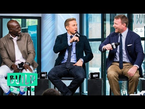 Guy Ritchie, Charlie Hunnam And Actor Djimon Hounsou Discuss The Film