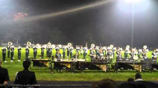 Madison Scouts 2011 - Empire State of Mind (HD)