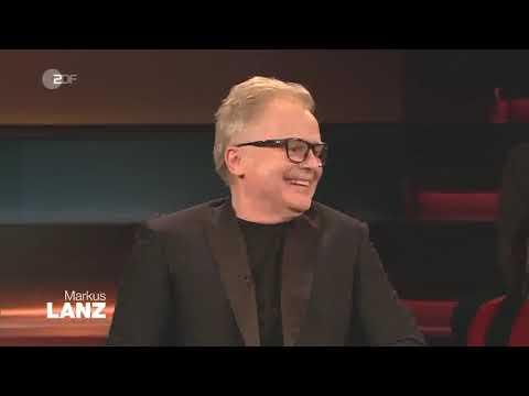 Markus Lanz 14.11.2018 Herbert Grönemeyer, Politiker Robert Habeck Und Journalistin Claudia Kade.