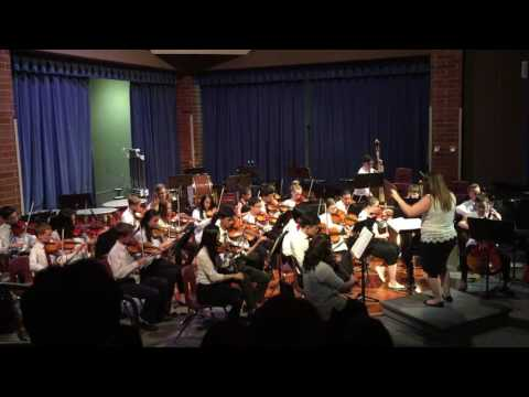 Midvale Middle School Concert Orchestra - Eleanor Rigby