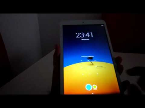 ONDA tablet dual boot Windows 10 & Android