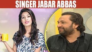 Singer Jabar Abbas - Mehekti Morning With Sundas Khan - 14 May 2018 - ATV