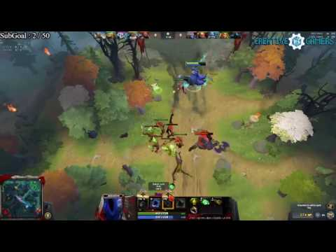 Creative Gamers Studio Live Stream Dota 2