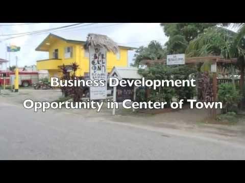 Placencia Belize Business Development Property  L259
